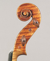 Alto 40,7 cm (16 in.) 2006 – Thomas Bertrand – Violin maker