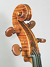 Cello 2006 – Gold medal – Violin Society of America – Thomas Bertrand – Violin maker